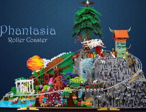 The Phantasia Roller Coaster